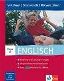 Englisch 6. Klasse, Vokabeln   Grammatik   Hörverstehen