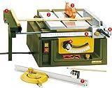 Proxxon Tischkreissäge-Feinschnitt FET, 1 Stück, grün/silber/schwarz/gelb/orange/rot, 27070