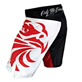 MMA Fight Shorts  UFC PRO Grappling Cage Muay Thai Boxing Kickboxen Kampfkunst Training Uniform...