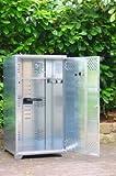 Döring Metallschrank Universal, Sattelschrank standard 110x60x60 cm zerlegbar