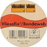 Freudenberg Vliesofix Bondaweb Bügelvlies, 90 cm x 1 Laufmeter