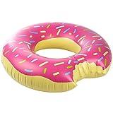 """Ultrakidz Riesen Schwimmring """"Donut"""", Schwimmkissen, XXL Float Spielzeug in lustiger Donut Form,..."""