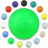 Captain LAX Massageball Original - Lacrosseball in verschiedenen Farben, aus Hartgummi, mit den...