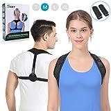 SKEY Haltungskorrektur, Geradehalter Schulter Rückenstütze, ideal zur Therapie für...