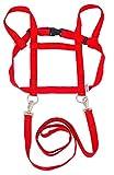 Betzold  36219 - Pferde-Geschirr, für Kinder, mit Sicherheits-Schnell-Verschluss, Zuglänge 85 cm,...