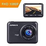 SuperEye Dashcam Auto Dash Camera Auto Autokamera Mit Bewegungserkennun G-Sensor Sony-Linse...
