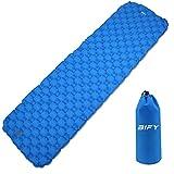 BIFY Isomatte Camping Schlafmatte Ultraleicht Kleines Packmaß. Aufblasbare Luftmatratze für...
