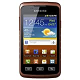 Samsung Galaxy Xcover S5690 Smartphone (9,3 cm (3,65 Zoll) Display, Touchscreen, 3,0 Megapixel...