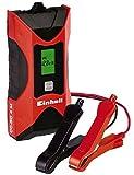Einhell Batterie Ladegerät CC-BC 4 M (für Batterien von 3 bis 120 Ah, Ladespannung 6 V / 12 V,...