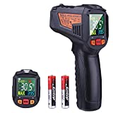 Infrarot Thermometer Tacklife IT-T08 Digital Laser Thermometer mit Farbe LCD Bildschirm -50 bis...