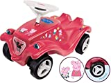 BIG - Simba 800056120 Bobby Car Peppa Pig Limitierte Sonderedition, Rosa