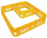 Betzold Sicherheits-Raumteiler für Kinder, Laufgitter für sichere Spielbereiche, für Innen und...