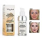Seidig Flüssig Make-Up perfekte Grundierung langanhaltende und perfekte Abdeckung Flawless...