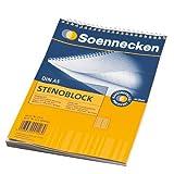 SOE Stenoblock 1131 A5 RCP 40Bl mit Mittellinie 60g
