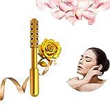 Gesichts Massagegerät, Ergonomisch Gestaltet, Um Die Gesichtsmuskeln Schnell Zu Entspannen Dunkle...
