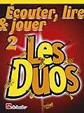 DEHASKE ECOUTER, LIRE ET JOUER - LES DUOS VOL.2 - TROMBONE CLE DE FA Klassische Noten Posaune