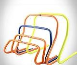 Hürden Trainingshürden 5er Set Koordinationshürden 15, 23, 30 oder 45cm Fußball (45cm)