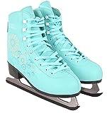 Schlittschuhe Eiskunstlauf # Kunstlauf Eiskunstlaufschuhe gefüttert Klassisch Damen & Mädchen EIS...