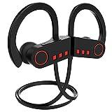 JETech Bluetooth Kopfhörer 4.1 Sport Drahtlose Stereo-Kopfhörer In Ear Kopfhörer mit IPX7...