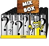 CLIPPER® Feuerzeuge Collectors Mix Box - 10 Stück - Unsere Clipper-Wundertüte