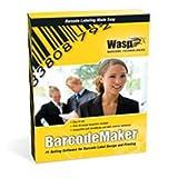 Wasp BarcodeMaker Barcode Software (10 PC Licenses)