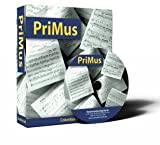 PriMus Publisher 1.1 deutsch, Notensatzprogramm