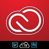 Adobe Creative Cloud Foto-Abo mit 20GB: Photoshop CC und Lightroom CC | 1 Jahreslizenz | PC/Mac |...