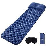 Tarent Isomatte/Aufblasbare Luftmatte Ultraleicht Kleines Packmaß, Camping Matratze und Isomatten,...