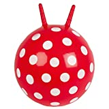 John Sprungball Stripes & Dots (Rot)