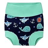 Baby Schwimmen Windel Kinder Wiederverwendbare Schwimmen Windel Mädchen Kostüm Jungen Schwimmen...