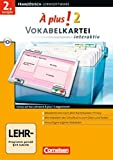 À Plus! Interaktiv - Vokabelkartei interaktiv: Band 2 - CD-ROM