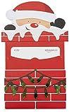 Amazon.de Geschenkgutschein in Geschenkkuvert - 20 EUR (Weihnachtsmann)