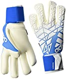 adidas Herren Ace Trans Super Cool Torwarthandschuhe, White/Bright Blue, 10