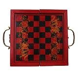 MagiDeal Schach-Set ( mit 32 chinesischen Schachfiguren )