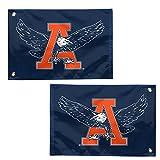 Wincraft Auburn War Eagle Tigers 31,8 x 45,7 cm Bootsflagge Golf Cart-Flagge