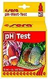 Sera 04310 pH Test, Wassertest für ca. 100 Messungen, misst zuverlässig und genau den...