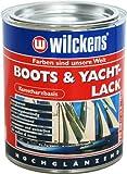 Wilckens Boots und Yachtlack, farblos, 2,5 Liter 11500000080