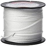 Connex COX781550 Maurerschnur, aus Polypropylen, geflochten, 100 m, Tragkraft max. 70 kg, Ø 2,0 mm,...