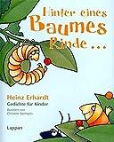 Hinter eines Baumes Rinde....: Gedichte für Kinder (N.N.)
