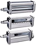 Kitchenaid 5KPRA 3- Nudelvorsatz-Set