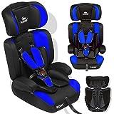Kidiz® Autokindersitz Kinderautositz Sportsline ✓ Gruppe 1+2+3 ✓ 9-36 kg ✓ Autositz ✓...