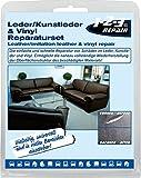 DIY Lederreparatur Set von 123REPAIR I Leder, Vinyl und Kunstleder Reparatur-Set 15 teilig, 7 Farben...