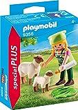 Playmobil 9356 - Bäuerin mit Schäfchen Spiel