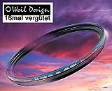 Polfilter POL circular slim 52, 55, 58, 62, 67, 72, 77, 82 mm XMC Digital Weil Design Germany -...