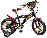 16' 16 Zoll Kinderfahrrad Kinder Jungen Fahrrad Rad BMX Bike Jungenfahrrad SPEED ROT