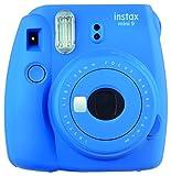 Fujifilm Instax Mini 9 Kamera cobalt blau