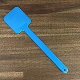GEWA Mash Löffel Spatel Schaber für Pferde-Müsli Zubereitung Farbauswahl, Farbe:hellblau