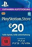PSN Card-Aufstockung   20 EUR   PS4, PS3, PS Vita Playstation Network Download Code - deutsches...