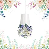 Kopfüber hängend Pot Vase Himmel Planter Suspension Blumentopf Balkon Garten Home Decoration (...