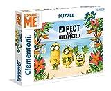 Clementoni 39374.9 - Puzzle 'Minions: Erwarte das Unerwartete', 1000 Teile